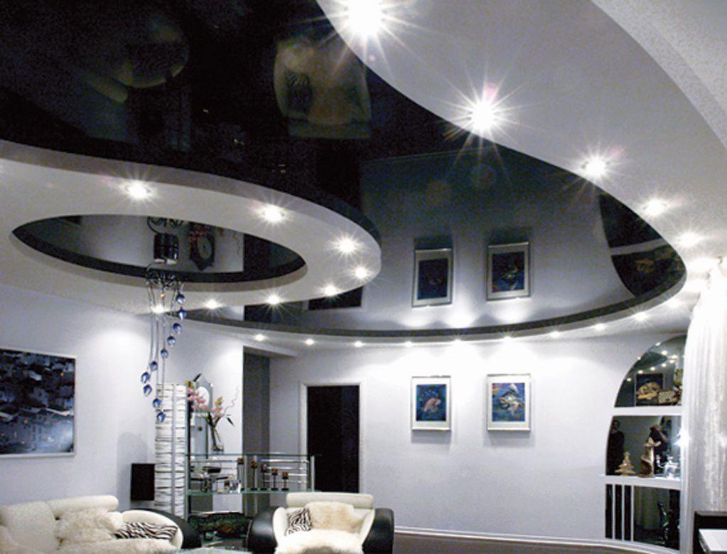 Дизайн потолков - новый взгляд на дизайн интерьера