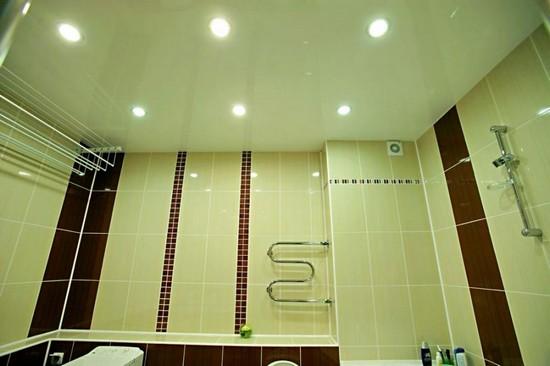 Общая информация о натяжных потолках