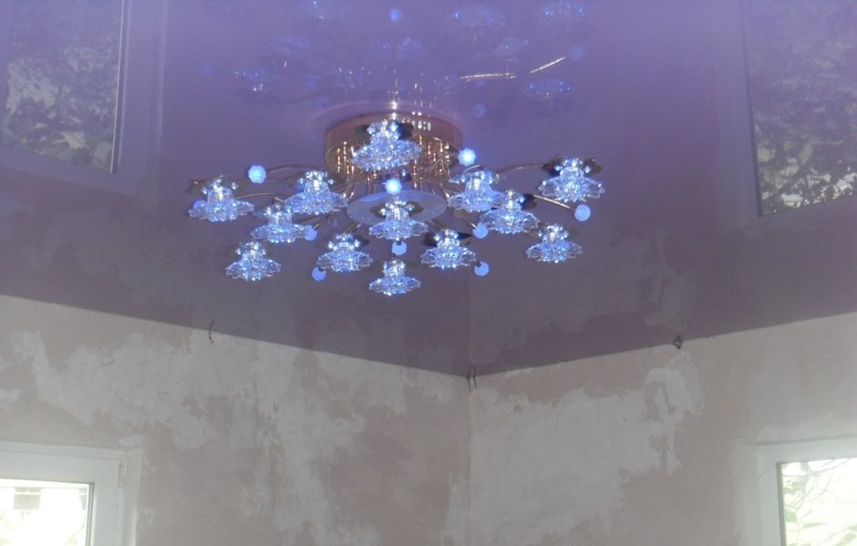 Натяжной потолок в СПБ